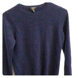 Charter Club cashmere sweater -Navy (M)